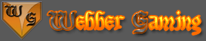 Banner do Webber Gaming