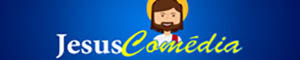 Banner do Jesus Comédia