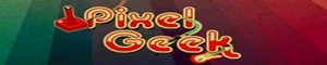 Banner do Pixel Geek