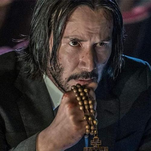 Keanu Reeves implacável no 2º trailer de John Wick 3: Parabellum
