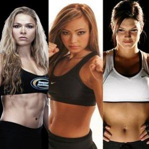 As 10 lutadoras mais gatas do MMA