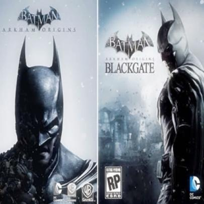 Batman Arkham Origins: Blackgate [Trailer Game]