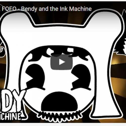 Novo vídeo! Sessão Cagaço - Bendy and the Ink Machine