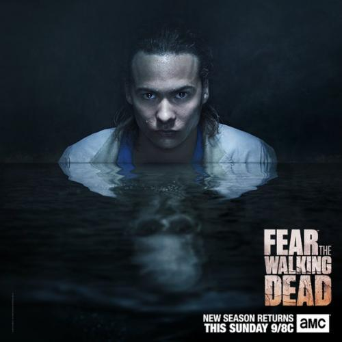 Confira como terminou a segunda temporada de Fear the Walking Dead!