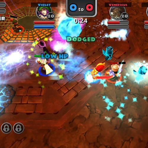 Dungeon Quest –  RPG offline para Android