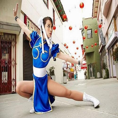 As mais belas cosplays do game Street Fighter