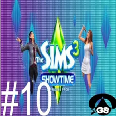 The sims 3 gameplay - Parte 10 (Comunicado importante +Primeiro Show)