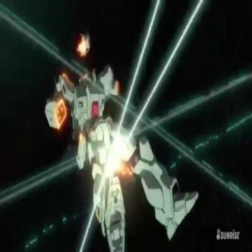 Analise: Mobile Suit Gundam Unicorn RE 0096 Ep 1