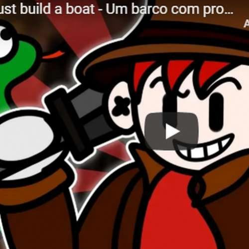 You must build a boat - Problemas no barco