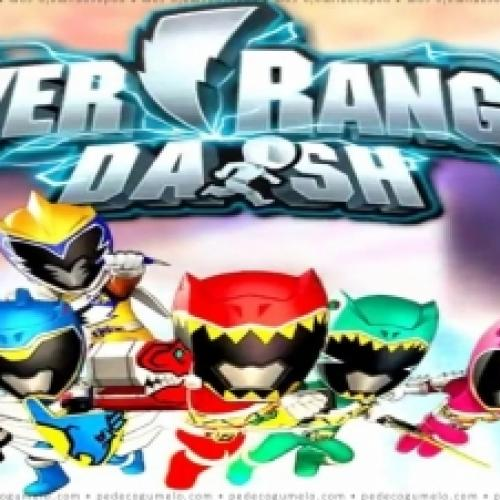 Power Rangers Dash