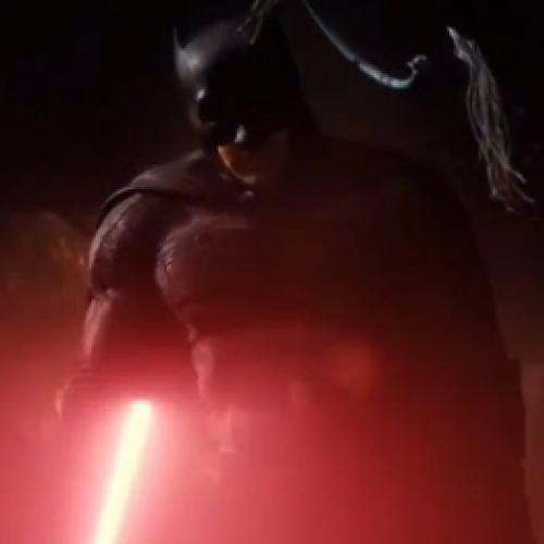 Zack Snyder mistura Batman vs Superman e Star Wars no mesmo trailer