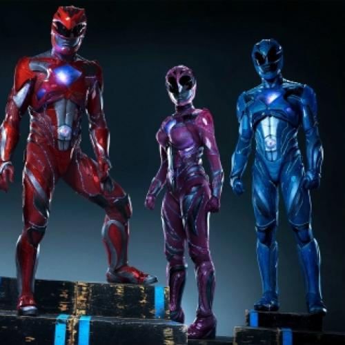 Bilheteria final de semana Power Rangers surpreende