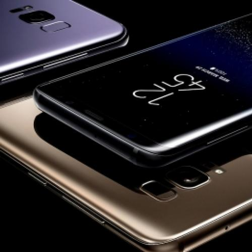 Interface do Galaxy S8 e S8+ apresenta recursos exclusivos