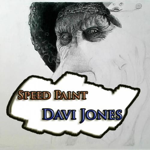 Speed Paint - Davi Jones