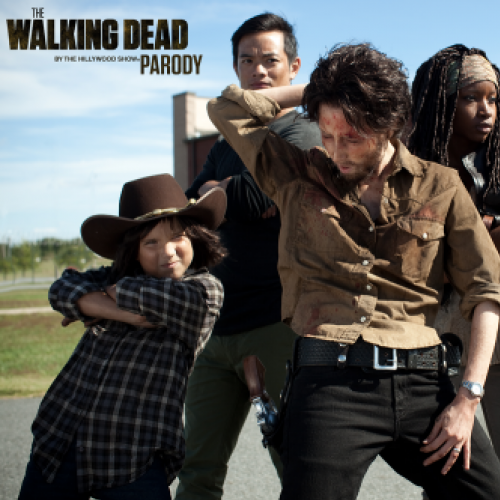 The Walking Dead - o  musical