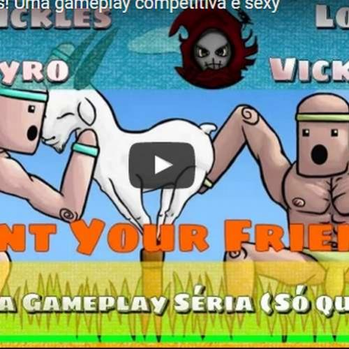 Novo vídeo - Mount Your friends - Uma partida competitiva