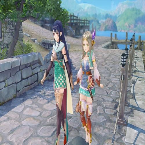 Primeira Hora Atelier Firis: The Alchemist and the Mysterious Journey