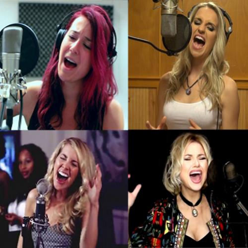 12 Grandes cantoras encontradas no Youtube