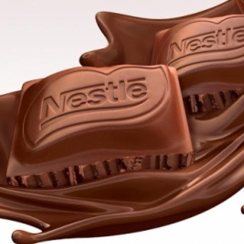 A Nestlé vai desistir do chocolate?