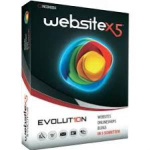 Sorteio: 2 licenças do WebSite X5 Evolution 10