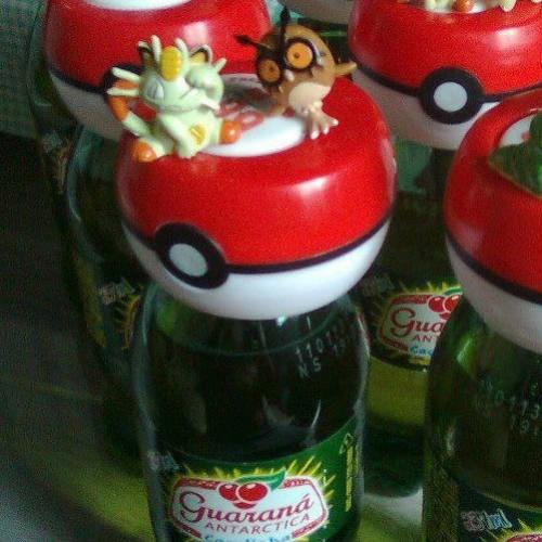 Guaraná caçulinha do Pokemón
