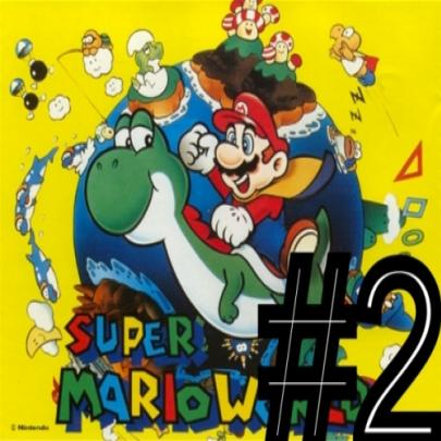 Games Nostalgia - Super Mario world #2 (Comentado)