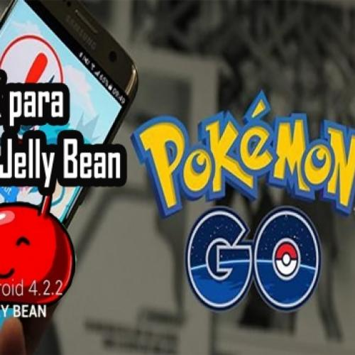 Pokemon Go no Android Jelly Bean - Download APK - Funcionando em 07-08