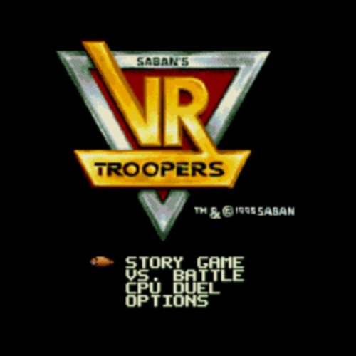Review: VR Troopers