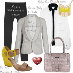 Copie o look: Dulce Candy