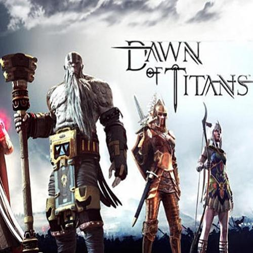 Dawn of Titans para Android e iOS