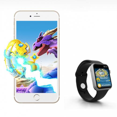 iPhone 6S + Apple Watch: um belo combo para games