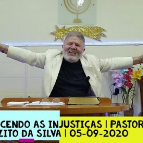 Vencendo as injustiça