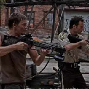 The Walking Dead todos as mortes de zumbis