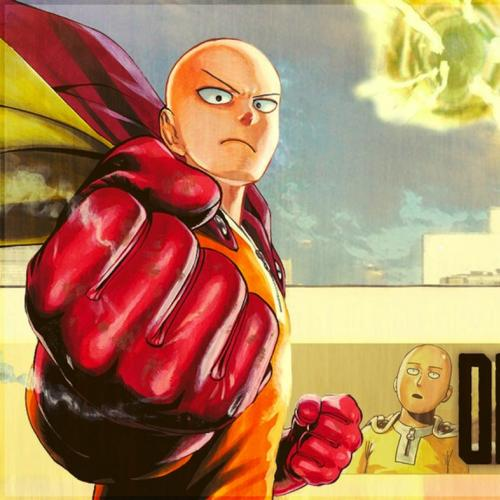 One Punch Man vai virar anime