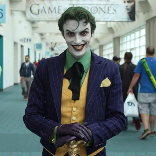 Anthony Misiano, Best Joker Cosplayer Ever!