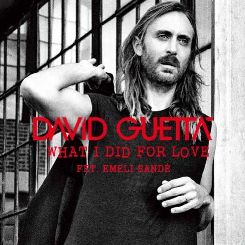 Nova música do David Guetta - What I Did For Love