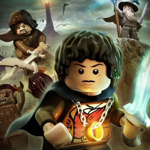 Lego Lord of the Rings une pai e filho neste divertido gameplay