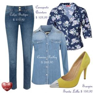 Copie o look by Shannon