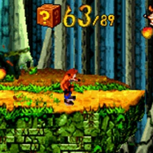 Crash do GBA vale a pena? – Crash Bandicoot – The Huge Adventure – Aná