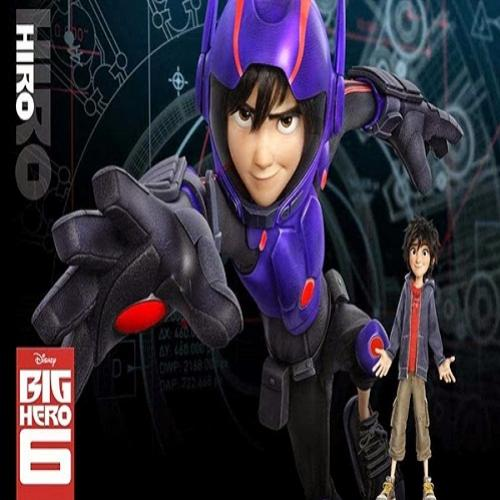 Disney anuncia mangá de Big Hero 6