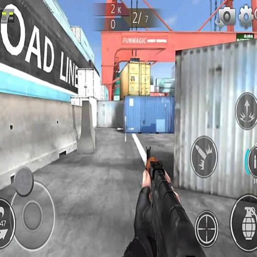 Call Of Last Agent – FPS para Android