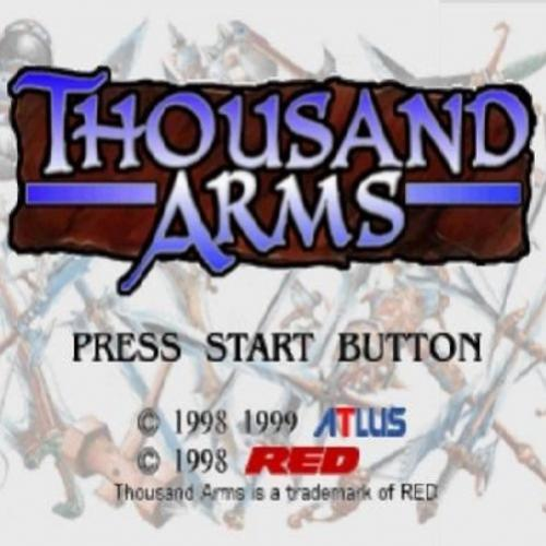 Thousand Arms um RPG diferente