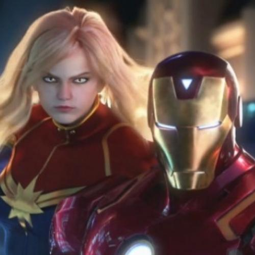 Assista o primeiro trailer oficial de Marvel Vs Capcom Infinite