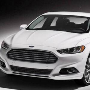 Novo Ford Fusion 2.0 EcoBoost AWD 2013