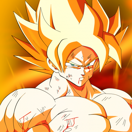Como os personagens de DBZ se transformaram em Super Sayajin