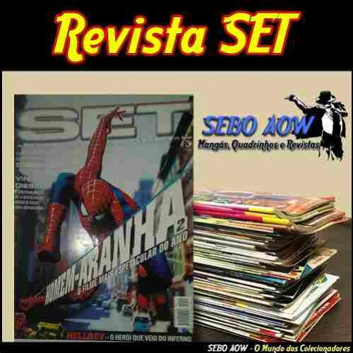 Curte as revistas de cinema Set e Preview? Confiram uma entrevista com