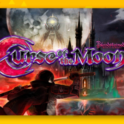 Bloodstained: Curse of the moon - Sucessor do Castlevania - Análise