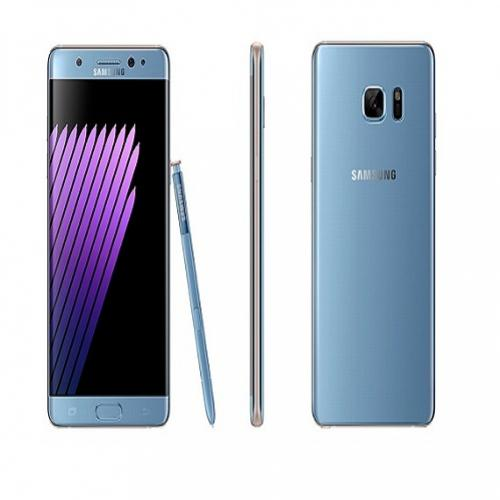 Samsung suspende as vendas e a produção do Galaxy Note 7