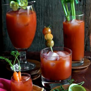 Drink: Bloody Mary