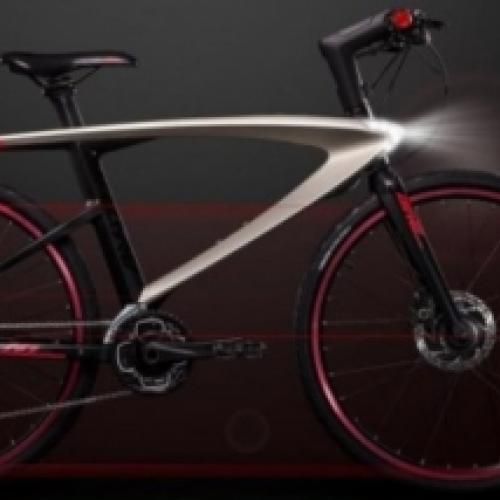 Le Super Bike: a primeira bicicleta do mundo com 4 GB de RAM